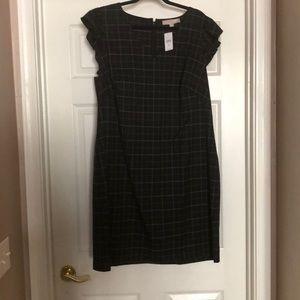 Loft Plus Black Dress size 18 plus
